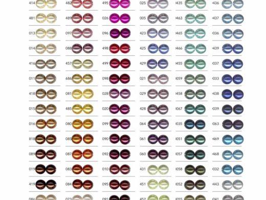 1.1-Perły | Perły szklane