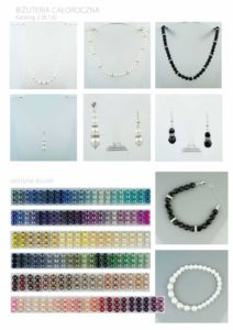 Katalog biżuterii całorocznej nr 2 IKA Biernat | katalog biżuterii całorocznej nr 2 IKA Biernat