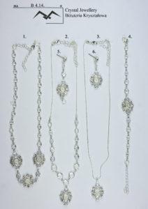 B-4.14.-min | Biżuteria ślubna komplety