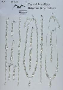 B-4.21.-min | Biżuteria ślubna komplety