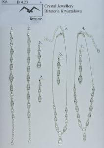 B-4.23.-min | Biżuteria ślubna komplety