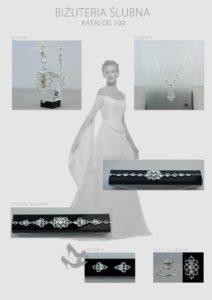KATALOG 100-min | Biżuteria ślubna komplety