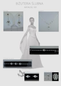 KATALOG 101-min | Biżuteria ślubna komplety