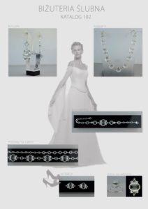 KATALOG 102-min | Biżuteria ślubna komplety