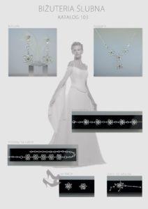 KATALOG 103-min | Biżuteria ślubna komplety
