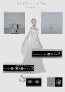 KATALOG 104-min | Biżuteria ślubna komplety