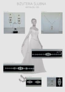 KATALOG 105-min | Biżuteria ślubna komplety