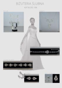 KATALOG 106-min   Biżuteria ślubna komplety