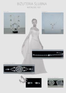 KATALOG 107-min | Biżuteria ślubna komplety