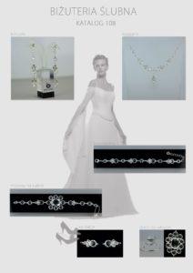 KATALOG 108-min | Biżuteria ślubna komplety