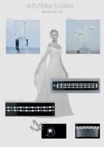 KATALOG 109-min | Biżuteria ślubna komplety