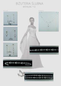 KATALOG 112-min   Biżuteria ślubna komplety