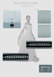 KATALOG 113-min | Biżuteria ślubna komplety