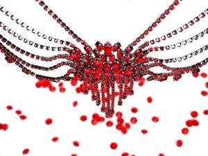 Biżuteria kryształowa IKA