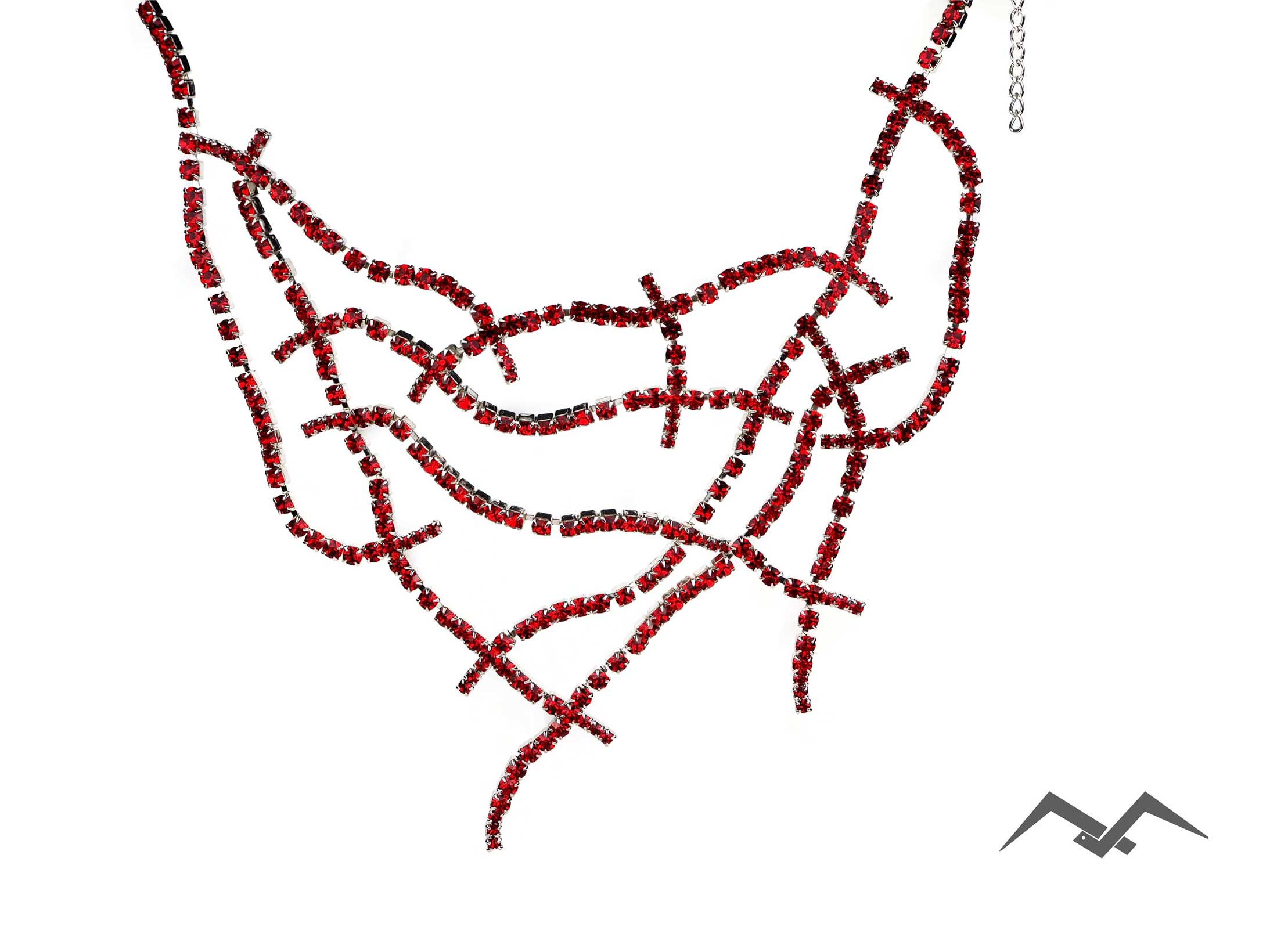 biżuteria kryształowa ręcznie robiona