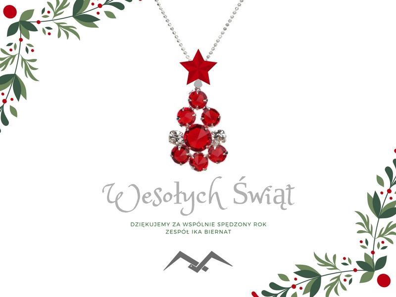 życzenia świąteczne od zespołu IKA Biernat