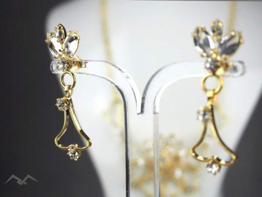Kolczyki JAY Gold