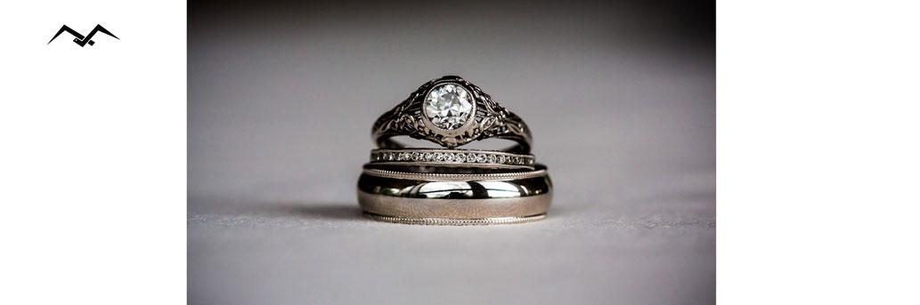 pierścionki art deco z lat 20-tych XX wieku