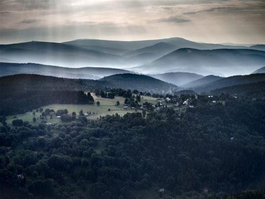 Preciosa dolina krysztalowa